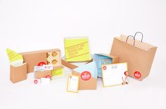 50 Deliciously Creative Bakery & Cake Packaging Designs - Jayce-o-Yesta
