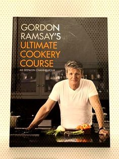 #published #ultimate #cookery #britain #gordon #ramsay #course #first #great #books #cook #book #food #chef #in Gordon Ramsay Ultimate Cooke... Ramsay Chef, Chef Gordon Ramsay, Whiskey Blue, Steak With Chimichurri Sauce, Blue Cheese Burgers, Crispy Onions, Skirt Steak, White Beans, Food Lists