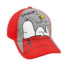 Gorra de Snoopy. En www.tinoytina.com
