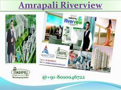 Call @8010046722 for booking Amrapali Riverview 2bhk Residential Apartments in noida extension in affordable price and great world class amenities.
