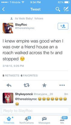Omg ! #Empire