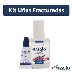 Kit uñas fracturadas Masglo http://www.masglo.eu/tienda/index.php?route=product/product&path=98&product_id=350