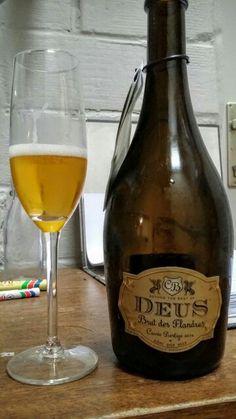Brouwerij Bosteels Deus Brut Des Flandres. Belgium Beer