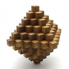 Wooden Puzzles : Wooden Puzzles - The Great Meteor Puzzle