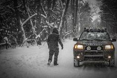 Land Rover Freelander Club :: View topic - The Freelander Overland SC Snowy Woods, Land Rover Freelander, Cars Land, My Land, Amazing Cars, Offroad, Landing, 4x4, Warsaw Poland