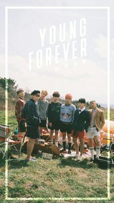 #YoungForever #BTS