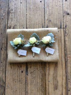 Shop girl flower girl buttonholes