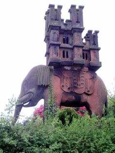 Image detail for -Panoramio - Photo of Elephant and Castle at Peckforton