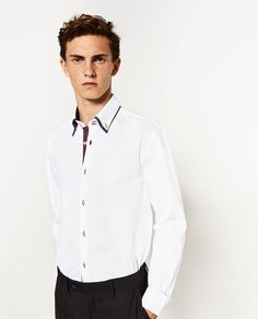 MOCK LAYER SHIRT - Available in more colours