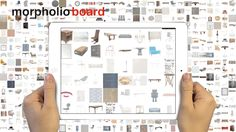 Board, an essential part of any creative process or presentation, allows users to effortlessly layout, collage and illustrate with a series ...