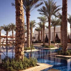 Park Hyatt Pool Dubai