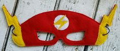 Flash Masks made and sold by Heart Felt Embroidery. $7 yes we ship and do paypal! www.facebook.com/heartfeltembroidery Design credit - Gracefully geeky