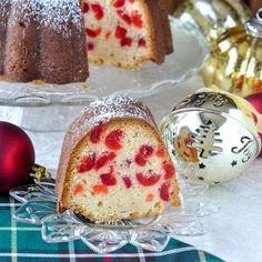 Newfoundland Cherry Cake is a big local favourite especially during the Holidays. The secret in this recipe is undiluted evaporated milk for added richness. Another very popular treat at this time of the year is the Rock Recipes, Cherry Recipes, Christmas Cooking, Christmas Desserts, Christmas Recipes, Holiday Recipes, Christmas Goodies, Christmas Bread, Christmas Cakes