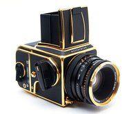 Gold Hasselblad