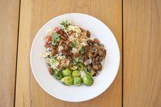 Slik tar du kontroll over porsjonene Sprouts, Food And Drink, Dessert, Snacks, Vegetables, Appetizers, Deserts, Postres, Vegetable Recipes