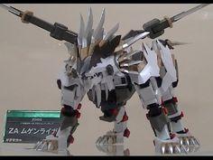 ゾイド Zoids Plastic Models & Figures by Kotobukiya @ 2016 第56回 全日本模型ホビーショー...