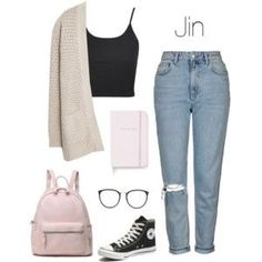 ❤Jin Inspired Outfits Bts❤~