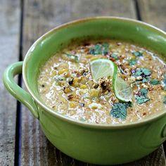 Mexican Street Corn Chowder Recipe
