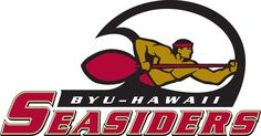 Seasiders, Brigham Young University–Hawai'i (Laie, Hawai'i) Div II, Pacific West Conference #Seasiders #Laie #NCAA (L7155)