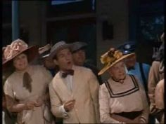 "Musicals: ""Wells Fargo Wagon"",  Meredith Willson's ""The Music Man"" Robert Preston & Shirley Jones 1962"