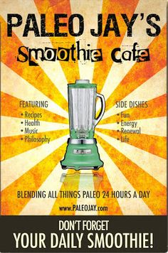 PALEOJAY's SMOOTHIE CAFE