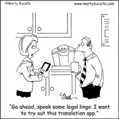 Go ahead, speak some legal lingo. I want to try out this translation app. 9gag Funny, Funny Texts, Funny Jokes, Memes Humor, Funny Animal Quotes, Hilarious Animals, Law School Humor, Lawyer Humor, Legal Humor