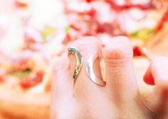 Wrap Swirl Sterling Silver Ring