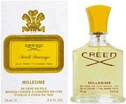 Neroli Sauvage By Creed For Men. Millesime Spray 4.0 Oz. by Creed. $132.19. Packaging for this product may vary from that shown in the image above. This item is not for sale in Catalina Island. Legendary House of Creed creates Neorli Sauvage with the finest ingredients to make this citrus-lemon and musk blend extra long-lasting.. Save 51% Off!