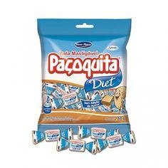 Bala de Paçoquita... e diet! :O Aham! Você encontra na Doçura. ;)