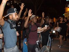 Police Used Instagram, Facebook, Twitter to Monitor Black Lives Matter Protests
