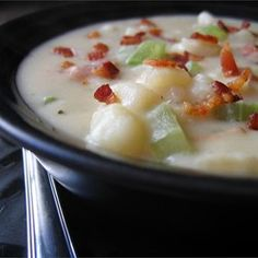 Absolutely Ultimate Potato Soup - Allrecipes.com