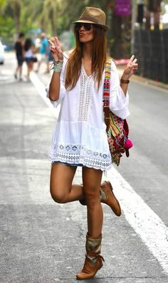 Bohemian #Style For Summer 2015