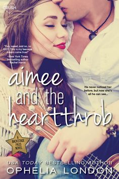Aimee And The Heartthrob   Entangled TEEN Holiday Gift Guide: Books for Forbidden Romance Lovers
