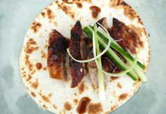 Braised and Glazed Crispy Duck