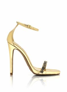 Plain gold high heels | Shoe Fetish | Pinterest | Gold heels, Gold ...