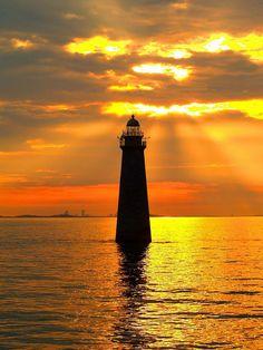 ✯ Minot's Ledge Lighthouse