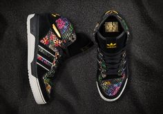 online store 87783 860af Adidas Metro Attitude Hi Big Sean Shoe Wall, Big Sean, Adidas Shoes, Shoes