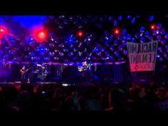 Vasco Rossi (Italian) Band with Stef Burns Guitarist..... Wow!