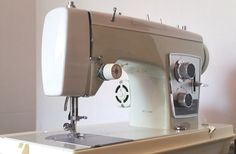 Kenmore 158.17520 Sewing Machine, Made in Japan for Sears.