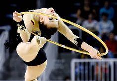 Lina Dussan - Gymnastics - Rhythmic - Hoop - Colombia