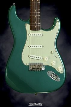 Fender American Vintage '59 Stratocaster - Sherwood Green Metallic