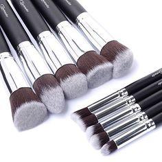 Taotaole 10 PCS Makeup Brush Set Cosmetic Foundation Blending Pencil Brushes Kabuki by Taotaole via https://www.bittopper.com/item/taotaole-10-pcs-makeup-brush-set-cosmetic-foundation/