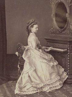 Grand Duchess Maria of Russia then Duchess of Edinburgh (Daughter of Alexander II, Aunt of Tsar Nicholas II)