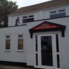 Armour Gym, Pall Mall , Leigh on Sea, Essex Leigh On Sea, Pall Mall, Entrance, Armour, Garage Doors, Gym, Places, Outdoor Decor, Travel