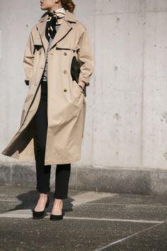 秋冬アウター計画はもうお済みストールジャケットコート着こなしカタログ