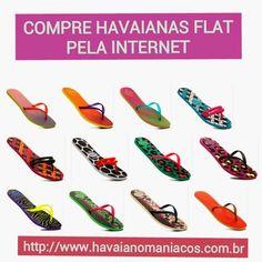 Havaianomaniacos: Havaianas coleção 2015: compre Havaianas Flat pela internet.