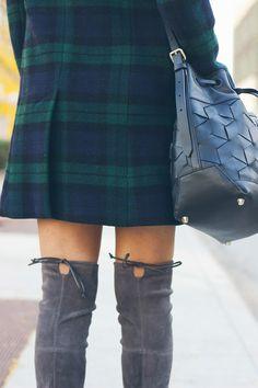 stuart weitzman boots and bucket bag - perfect fall accessories  (scheduled via http://www.tailwindapp.com?utm_source=pinterest&utm_medium=twpin&utm_content=post16364136&utm_campaign=scheduler_attribution)