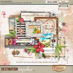 Destination Anywhere Frames