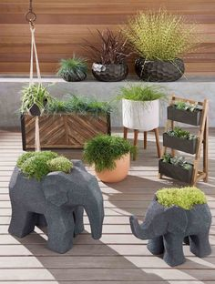 Bring your garden to life in time for spring/summer with our collection of GORG planters!