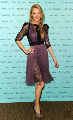 Blake Lively ALWAYS looks amazing. I could repin every single dress she wears.